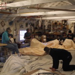 Sail Repair Gallery