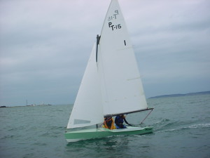 WASABI PT 15 racing dinghy