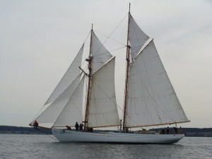 Traditional sails