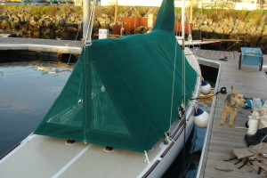 Luders boat cover
