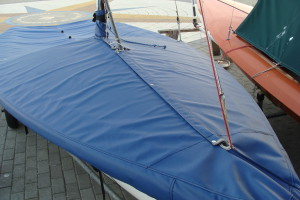 505 racing dinghy cover